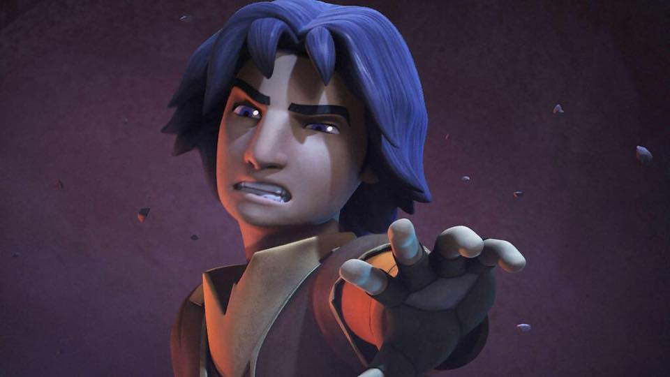 Ezra Dark Side