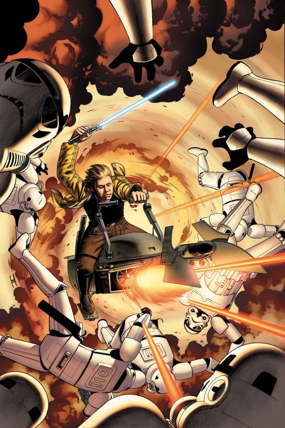 "(The cover of ""Star Wars"" No. 3/Marvel Entertainment)"
