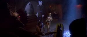 Luke Hologram