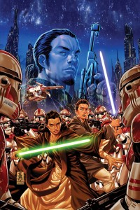 "(Cover to ""Kanan -- The Last Padawn"" No. 1/Marvel.)"