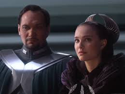 Padme with Bail