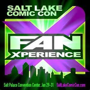 Salt Lake Comiccon 2015