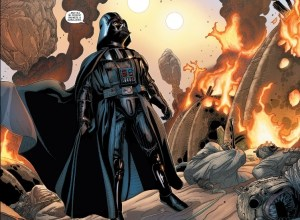 Vader and the Sand People