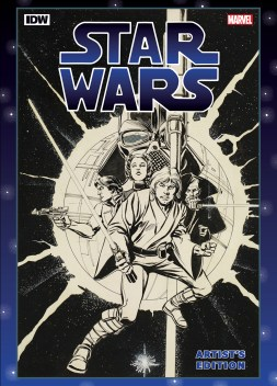 B&W Star Wars No. 1 (1977)