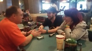Interviewing Zach and Rachel from Good Morning, Empire