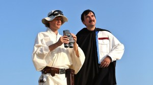 Biggs and Luke