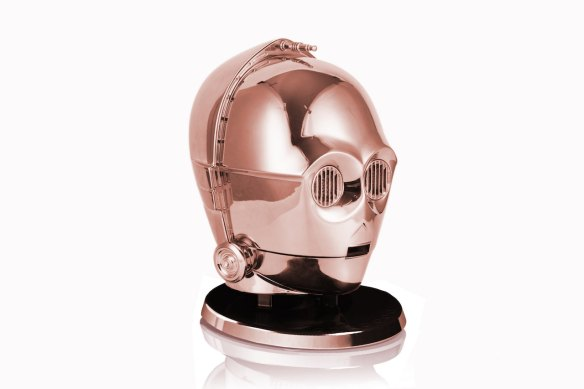 Rose gold C-3PO
