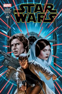 Marvel Star Wars 005