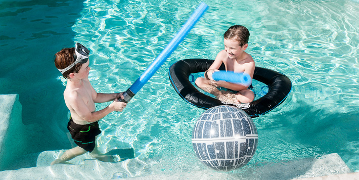 Consider, that star wars pool toys