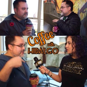Pablo Hidalgo Coffee Chat