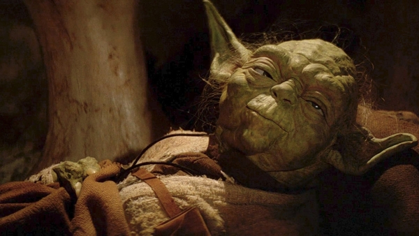 Yoda near death, Yoda and the March of Time