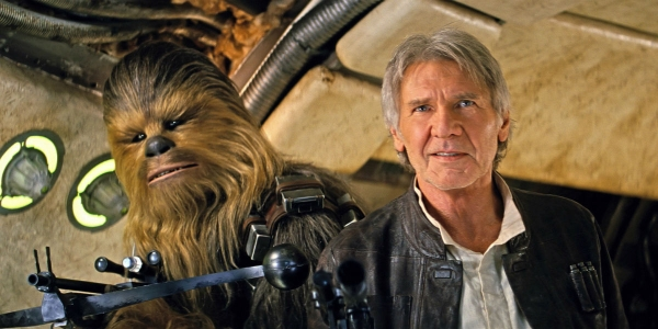 Chewbacca and the Life Debt- Han and Chewbacca The Force Awakens