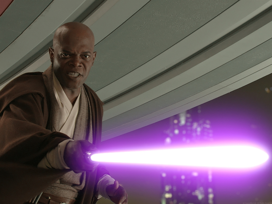 Sympathy for Mace Windu