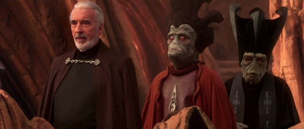 Dooku and Gunray - Forces of Evil