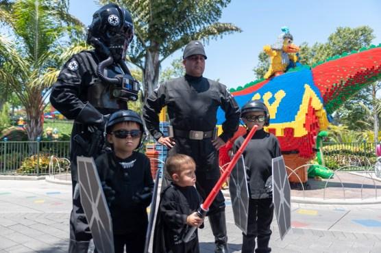 June 2 2018 Legoland Star Wars Days (296)