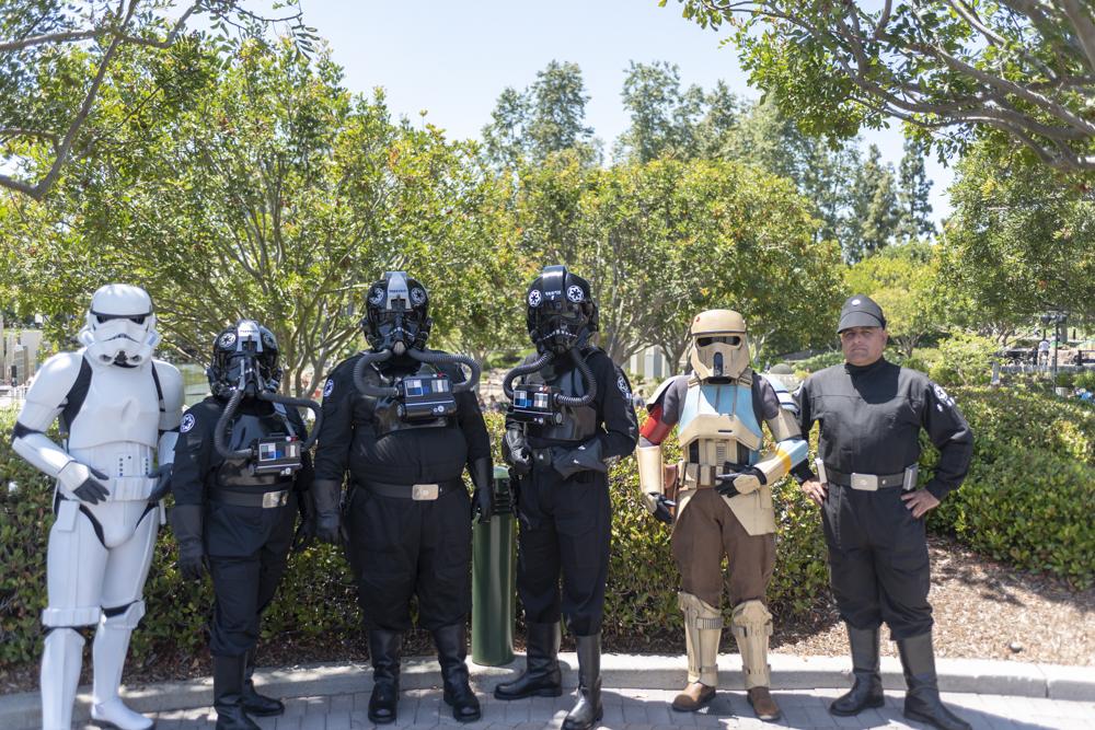 June 2 2018 Legoland Star Wars Days (381)