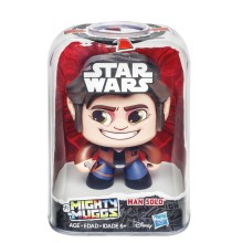 STAR WARS MIGHTY MUGGS Figure Assortment - Han Solo (in pkg)