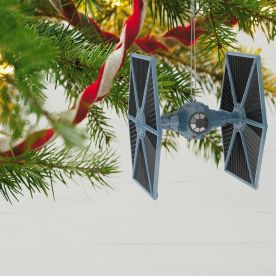Star Wars™ TIE Fighter™ Ornament With Light and Sound