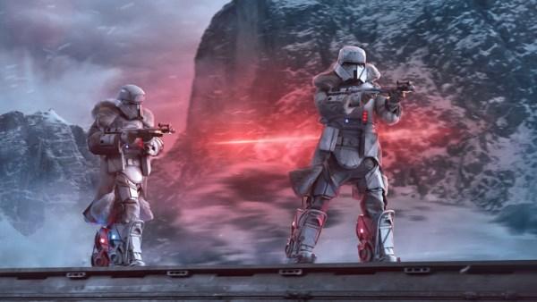 The Conveyex Scene - Solo - Range Troopers
