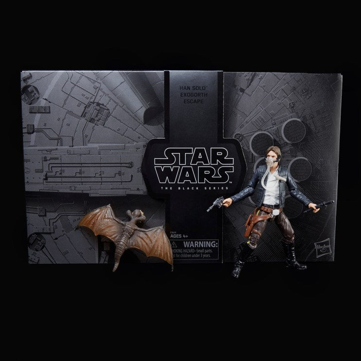 STAR WARS THE BLACK SERIES HAN SOLO AND MYNOCK Figures - oop3_v1_current