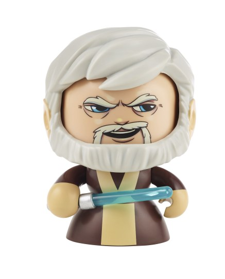 STAR WARS MIGHTY MUGGS Figure - Obi-Wan Kenobi 2 copy