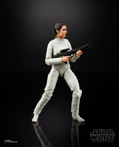 STAR WARS THE BLACK SERIES LEIA BESPIN 3