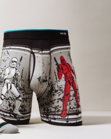Stormtrooper Butter Blend Boxer Briefs - $34.99 Available at stance retail and online.