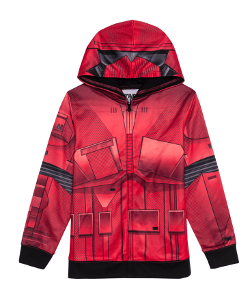 Sith Trooper Hoodie $19.99 From Hybrid. Available at Target.