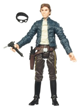 STAR WARS THE VINTAGE COLLECTION 3.75-INCH HAN SOLO Figure copy