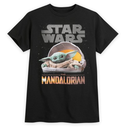 The Child t-shirt – Star Wars: The Mandalorian Available only in Disney stores.