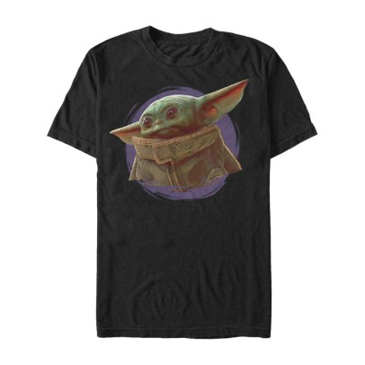 Star Wars The Mandalorian The Child T-Shirt You can get yours online now from Amazon, Design By Humans, Hot Topic, shopDisney, Walmart, Zazzle, and 80's Tees!