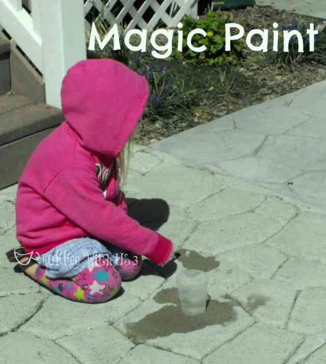 Magic Paint is free, easy, and keeps my kids entertained for hours!