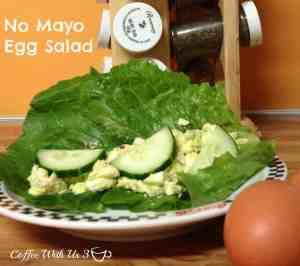 No-Mayo Egg Salad