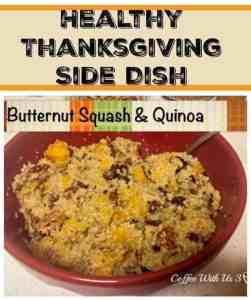 squash quinoa