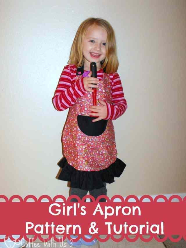 Girl's Apron2