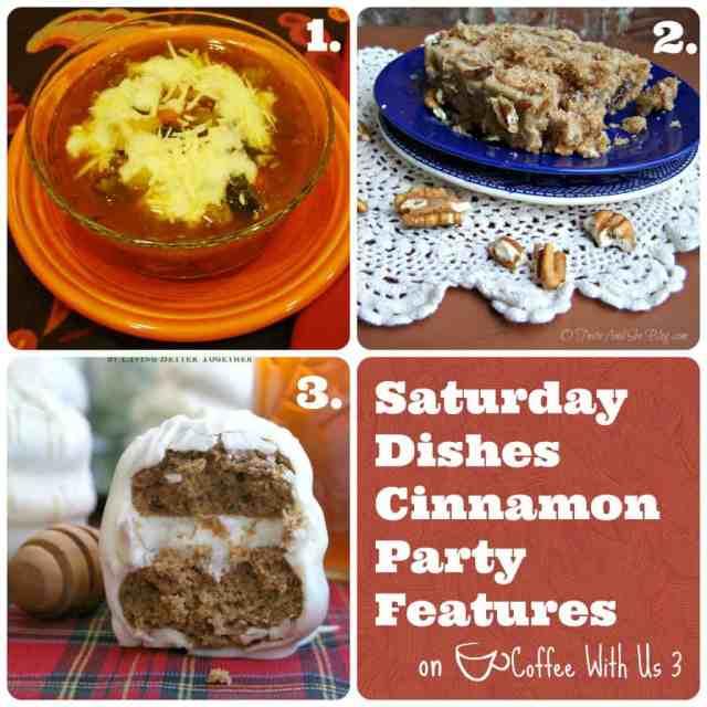 Saturday Dishes Cinnamon