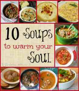 10 Soul-Warming Soups