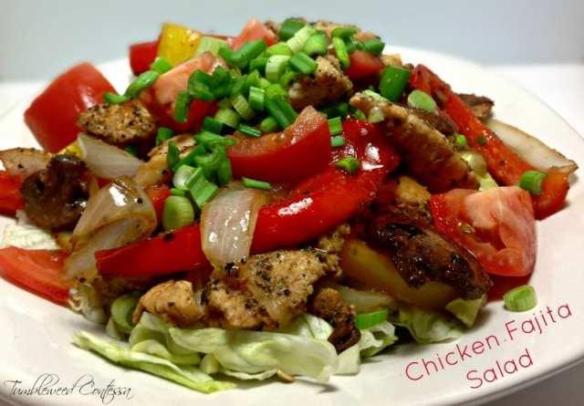 Chick-Fajita-Salad