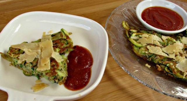 Zucchini-Pancake