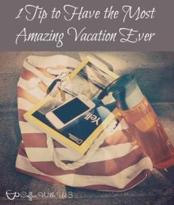 amazing vacation