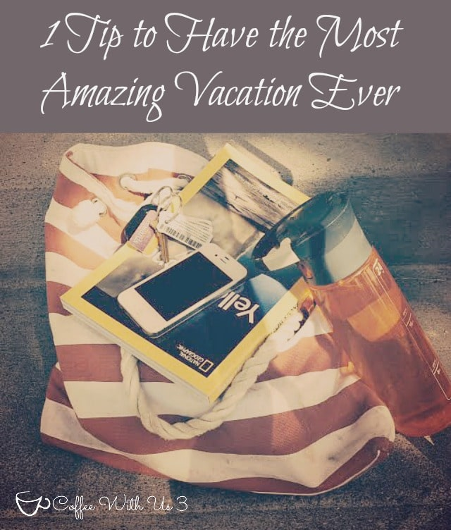 amazing vacation