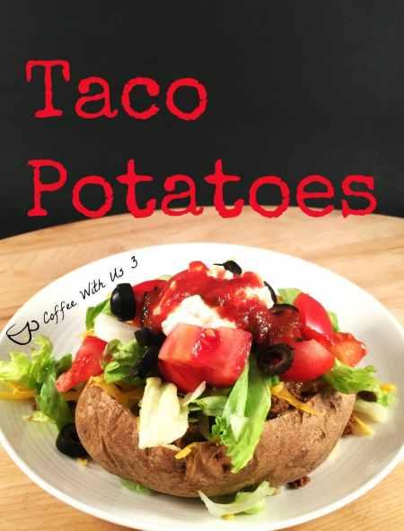 Taco Potatoes 1