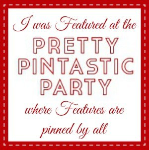 It's Friday, make that a Fantastic Friday & Pretty Pintastic Party. I hope that everyone has been having a productive week,