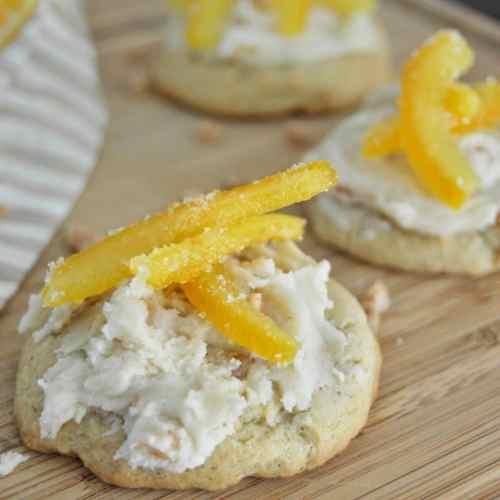 orange cardamom cookies