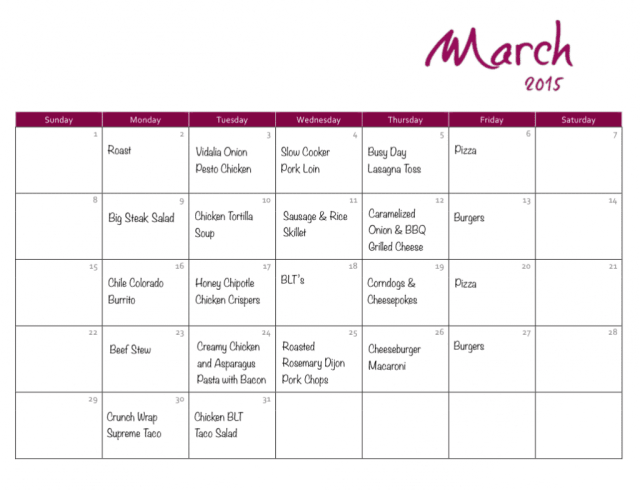 Monthly Meal Plan 3.3 - Coffee With Us 3
