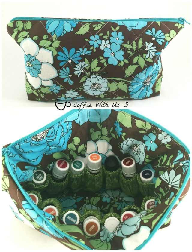 Essential Oils Pouch