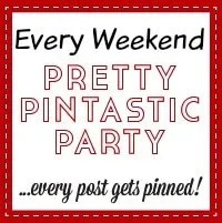 Happy Friday and welcome to Pretty Pintastic Party #130! I hope you're having a great week and you're ready for some awesome links