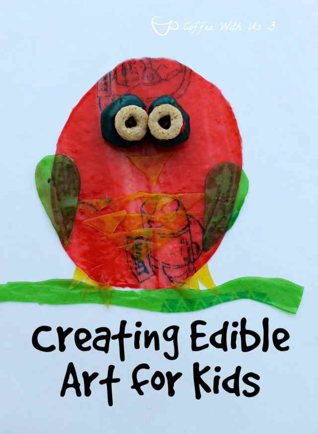 Create edible art for your kids with these fabulous products, while earning Bonus Box Tops™ for your favorite school!