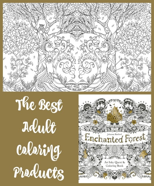 Enchanted Forest Collage