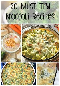 Love broccoli or are you just looking for new ways to fix it?  Then try out these Amazing Broccoli Recipes.